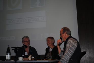 Lut Bellegeer, Els Morlion en Geert Storme